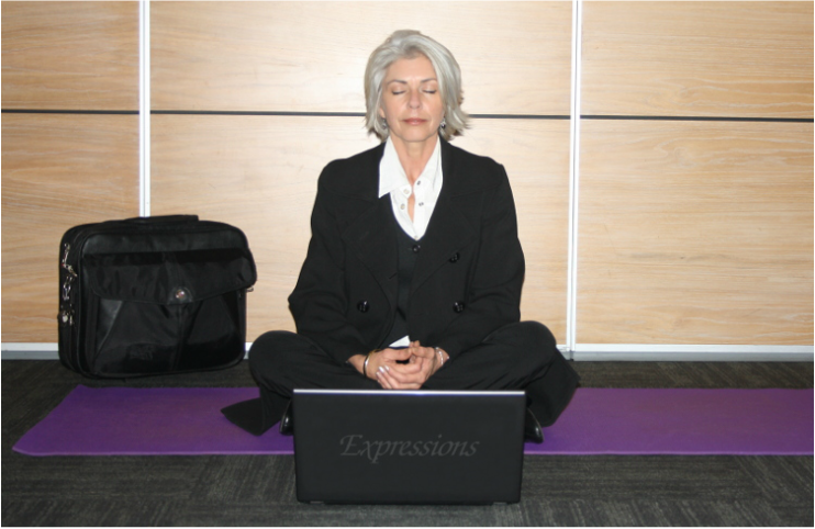 Why yoga is good for business