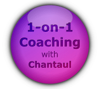 One-on-one Wellness Coaching with Chantaul